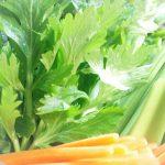 野菜スティックは、生で食べても大丈夫?茹でる?答えは…