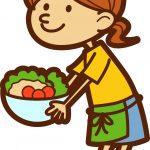 サラダ・カット野菜は冷凍保存できる?⇒この方法なら…